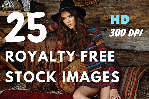 I will Provide 25 Royalty Free HD Stock Images And Stock Photos