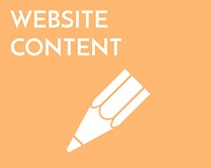 I will write SEO optimized website content