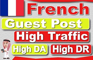 I will make white hat french guest post