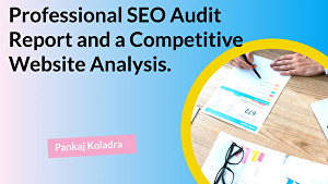 I will do Research and Technical Seo Audit Report