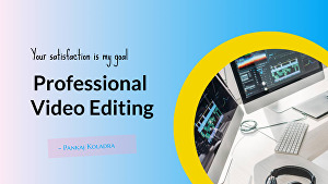I will do travel video editing