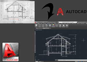 I will create 2d  floor plan, elevations and site plans in AutoCAD