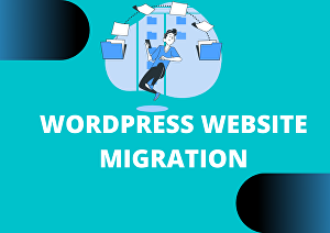 I will Move or Migrate WordPress Website