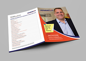 I will design Professional Brochure for your Business