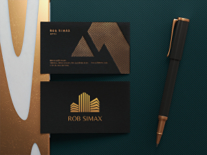 I will design professional modern business card