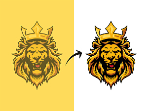 I will do professional vector tracing  and convert manually image to vector in 24 hours