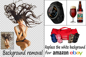 I will Professionally Remove or Cut Out Background from 30 Images Quickly
