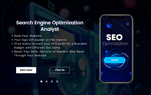 I will create professional SEO analysis as a report within a day
