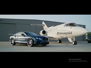 I will promote business on a luxury lifestyle billionaires video