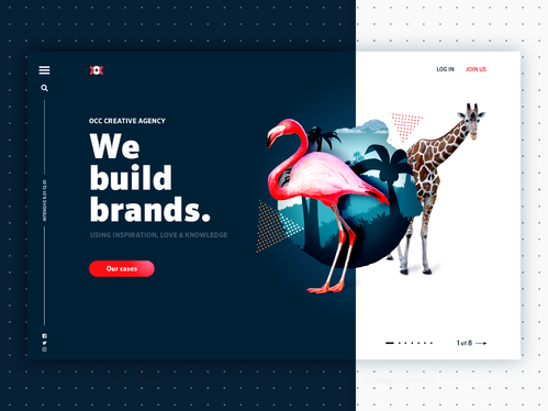 do responsive wordpress landing page with elementor