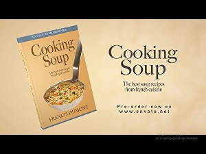 I will create a book trailer or promotional book video promo