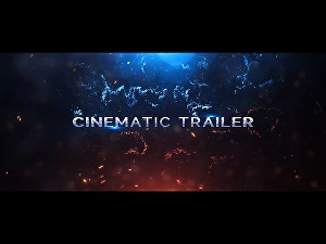 I will do a cinematic promo business teaser trailer intro video
