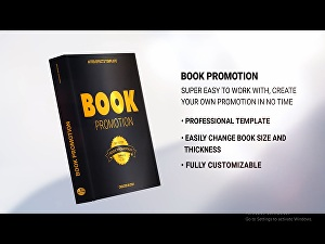 I will make a brand book promotional video