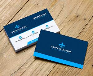 I will Make a professional Business Card and stationary design