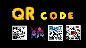 I will professionally design QR code with your logo