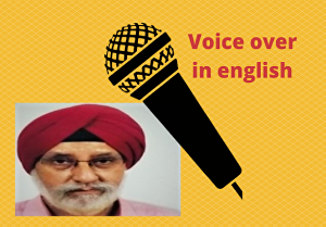 I will record a 200 words male neutral accent English voice over narration for you