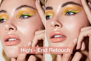 I will professionally do beauty, high end retouch to any photo