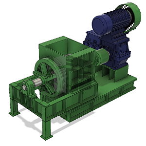 I will do your 3D CAD modeling, mechanical design, product design, rendering and other 3D files