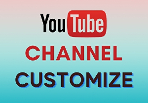 I will Create a Professional YouTube Channel