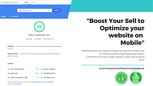 I will do WordPress page speed optimization & Boost website loading time