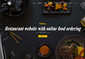 I will build restaurant website with online food ordering system in WordPress