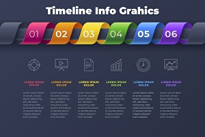 I will design unique and creative Piechart and flowcharts infographic for your business