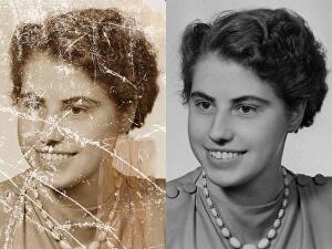 I will restore, repair, colorise and fix your damaged photo