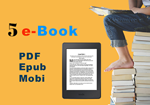 I will find 5 pdf books you want