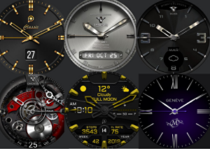 I will design your watch dial