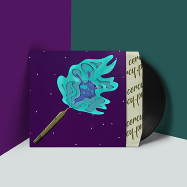 illustrate album / song / EP cover art for your music
