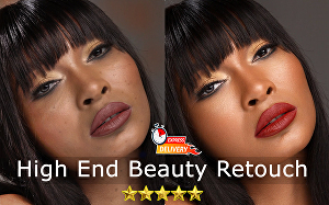 I will Do 3 Image Retouch or Adobe Photoshop Photo Editing