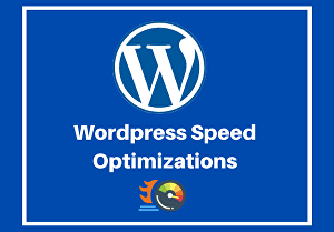 I will optimize your WordPress website speed magically
