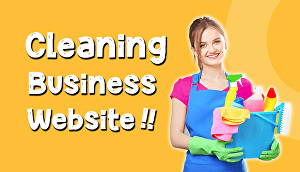 I will build wordpress cleaning booking business website with appointment service
