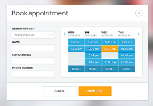 I will add WordPress appointment booking service forms into your WordPress website