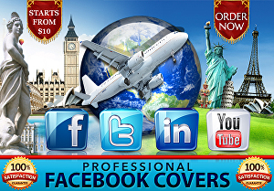 I will design a creative mobile optimized facebook banner, cover, ad or post