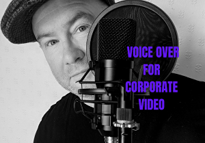 I will Voice Your Corporate Promo For You