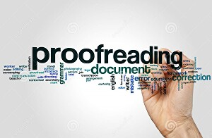 I will write, proofread and edit your document or content