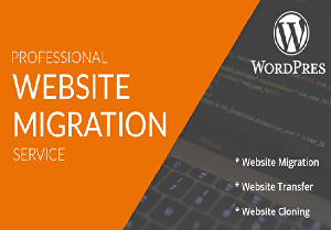 I will Move and Migrate WordPress website