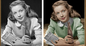 I will  colorize your black and white photo, Fast delivery