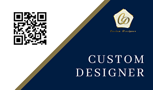 I will create professional business and visiting card for you