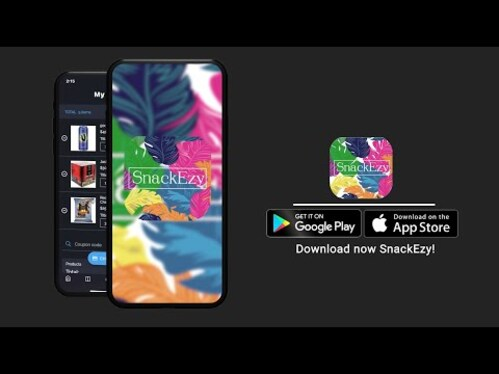 create an app promo video for ios and android