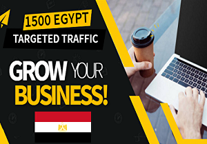 I will provide 1500 Egypt targeted traffic to your web or blog site, Boost Your Alexa Rank, Adsen
