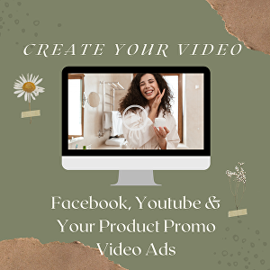 I will do Professional Video Promo Ads
