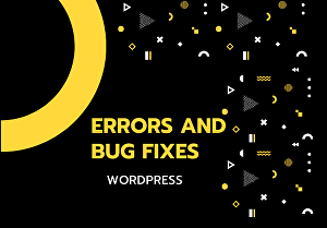 I will fix bugs and errors on a WordPress website