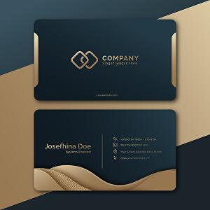 I will Do Professional Business Card