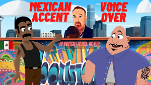 I will Voice over 100 words in a brilliant Mexican accent
