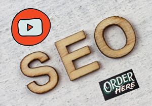 I will do YouTube video SEO to grow audience