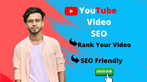 I will do Best YouTube SEO to Grow Audience