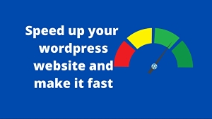 I will do WordPress speed optimization for google page speed insight