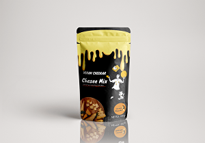 I will do premium product label, box package, pouch bag design for brand